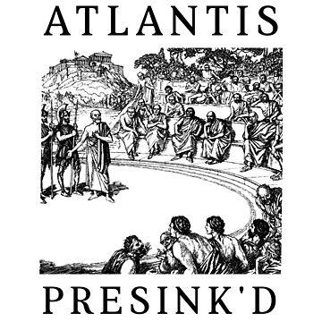 Atlantis Presink'd by andrewalcock