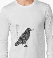 Raven  Langarmshirt