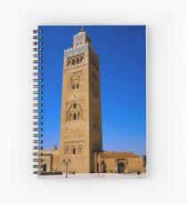 Mosque Spiral Notebook