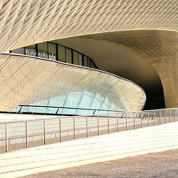 maat. Museu de Arquitectura Arte e Tecnologia by terezadelpilar