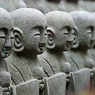Jizo perspective by William R. Bullock