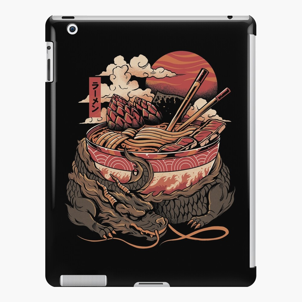 Dragon's Ramen iPad Case & Skin