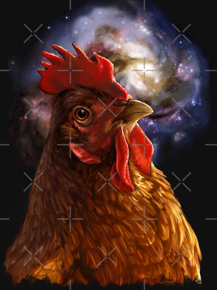 Chicken Galaxy von nambroth