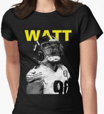 Pittsburgh Legend - WATT Women's Fitted T-Shirt