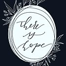 There Is Hope Sticker by OodsOfDoods
