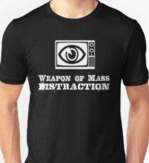 Weapon of Mass Distraction - WMD - MSM T-Shirt