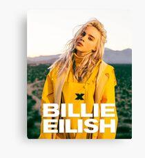 Billie Eilish Leinwanddruck
