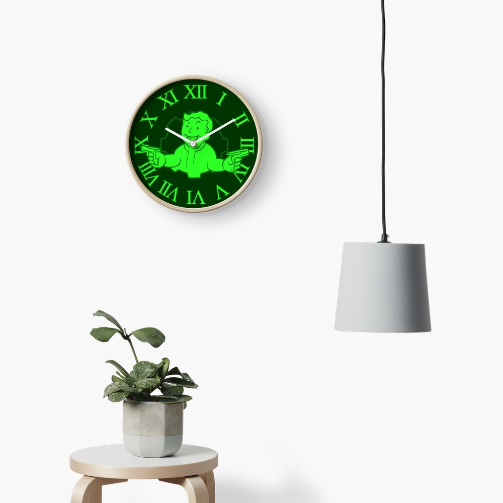 Critical Hit Clock