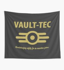 Vault-Tec Fallout 76 Wall Tapestry