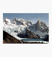 a beautiful Argentina landscape Photographic Print