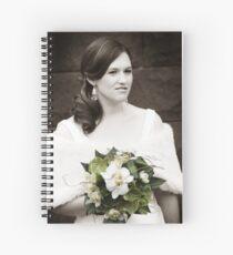 Unposed Spiral Notebook