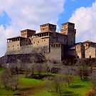 Torrechiara Castle by annalisa bianchetti