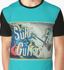 SURF GUITAR Graphic T-Shirt