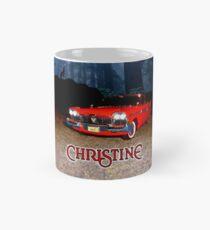 Christine Plymouth Fury 1958  Mug