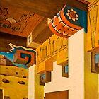 Kimo Theater Albuquerque New Mexico by Thomas Barker-Detwiler