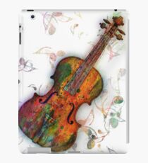 violin iPad Case/Skin
