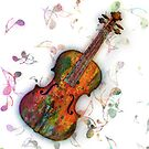 violin by mark ashkenazi