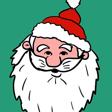 Cartoon Santa  by Rajee