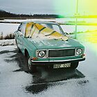 Cold Analogue Volvo  by lixertron