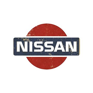 Nissan Distressed by roccoyou