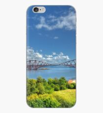 Forth Bridge, South Queensferry, Scotland  iPhone Case