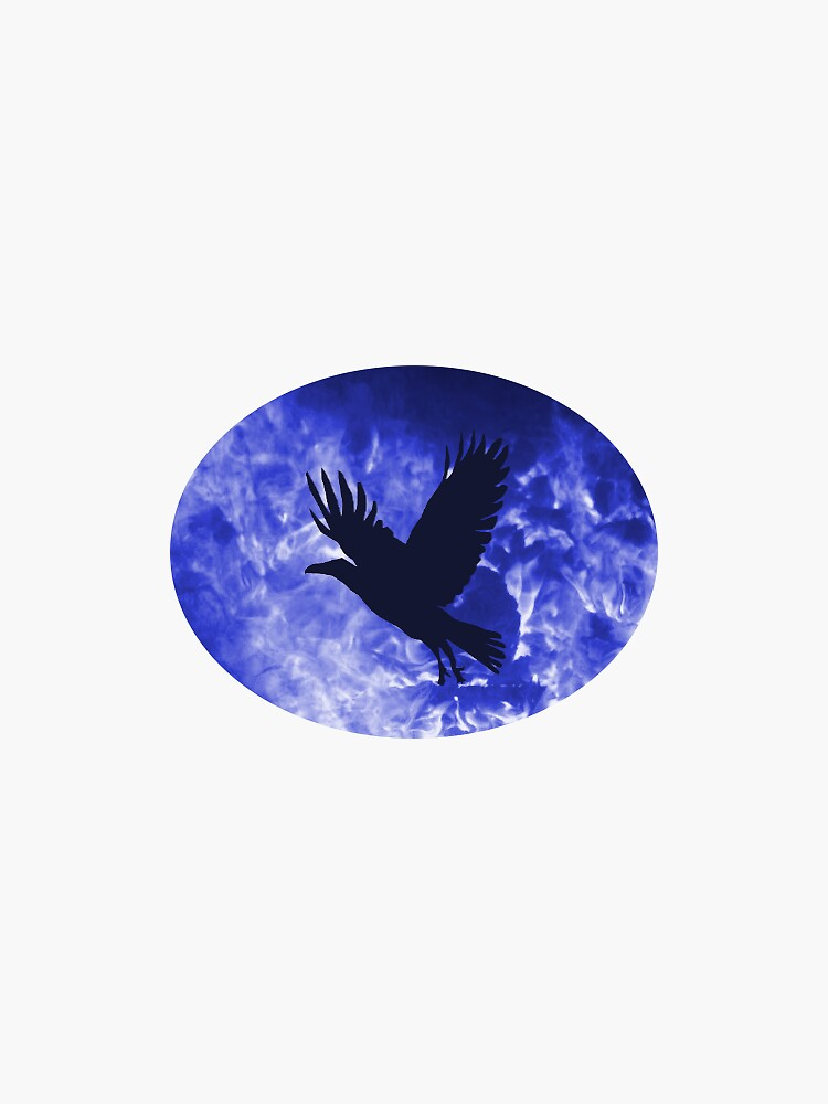 Night crow by chihuahuashower