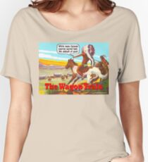 The Wagon Train Women's Relaxed Fit T-Shirt