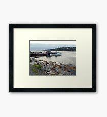 West Pennant,Nova Scotia Framed Print