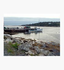 West Pennant,Nova Scotia Photographic Print