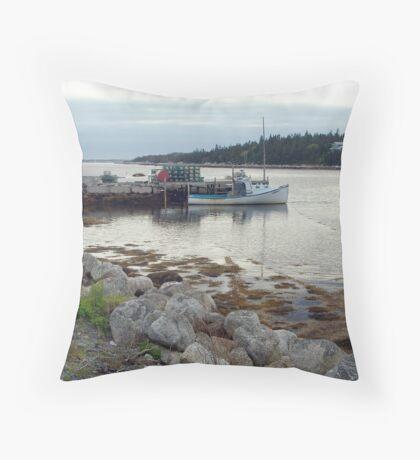 West Pennant,Nova Scotia Throw Pillow