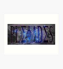The Pleiades Art Print