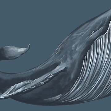 Whale by AniliaArt