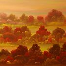 indian summer by David Snider