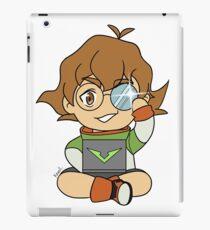 Chibi Pidge iPad-Hülle & Klebefolie