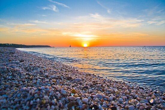 Quot Rocks And Sky Cedar Beach Long Island New York Quot By