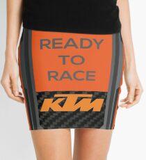 KTM-Rennen Minirock