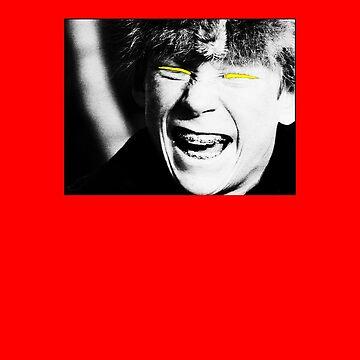 Scut Farkus Yellow Eyes by zombill