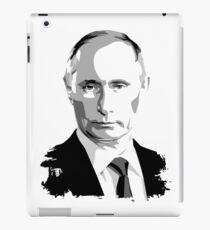 Putin The President Of Russia  iPad Case/Skin