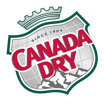 Canada Dry Logo by OceanWolffe