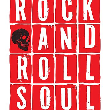 Rock & Roll Soul by machmigo