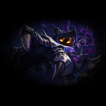 Black and Blue and Veigar by itslikemusic