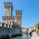 Sirmione -Lake Garda Italy by Chris Warham