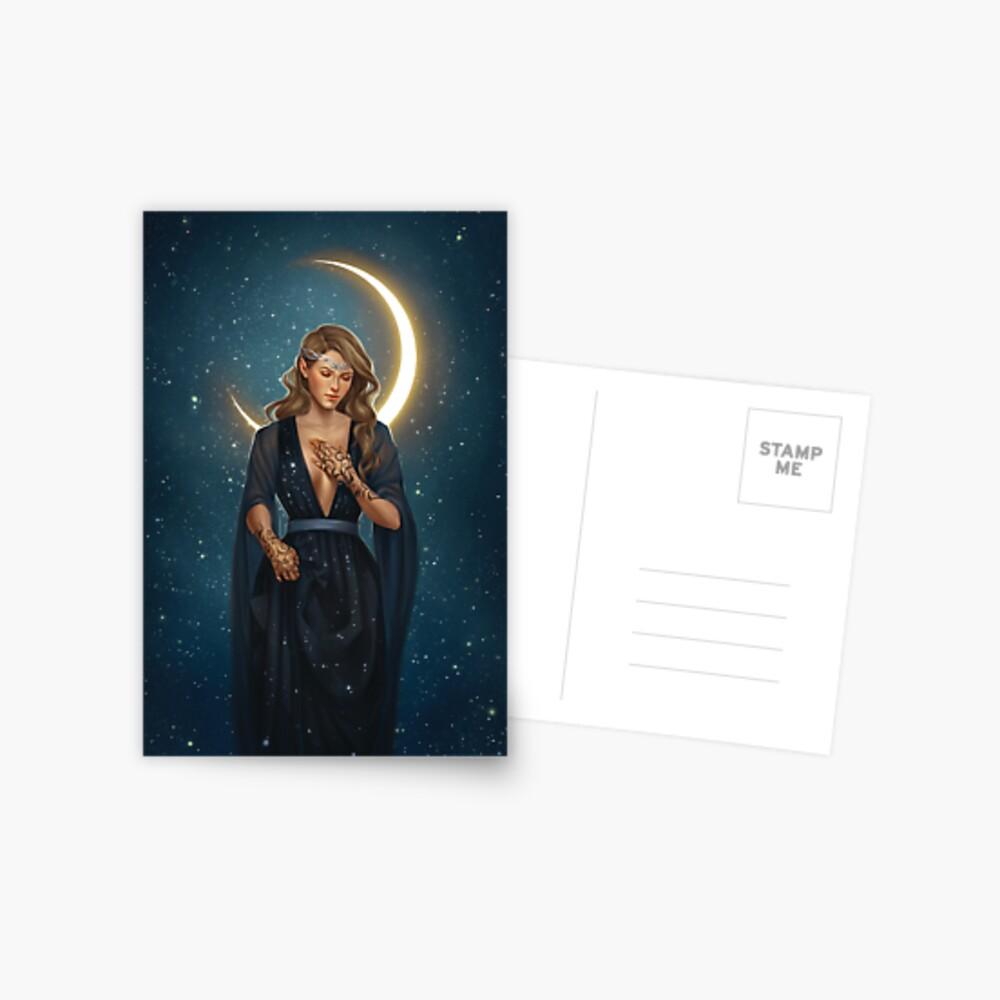 Feyre Postkarte