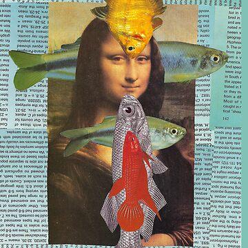 fish lisa card by SoxyFleming
