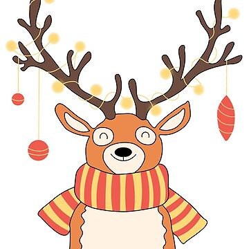 Xmas// reindeer by parrillasass