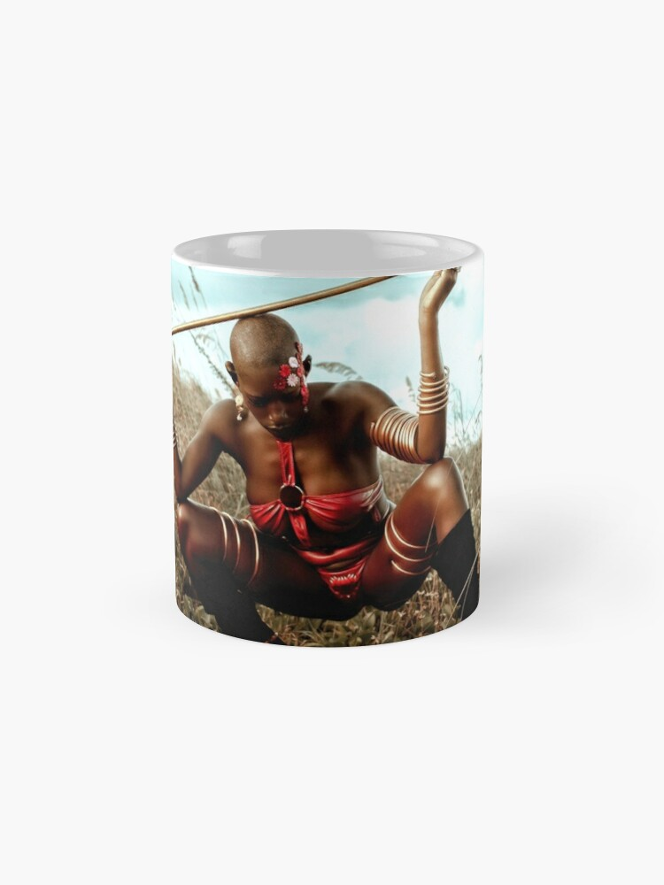 Alternate view of ShootmeJade - Diaspora Deities Mug