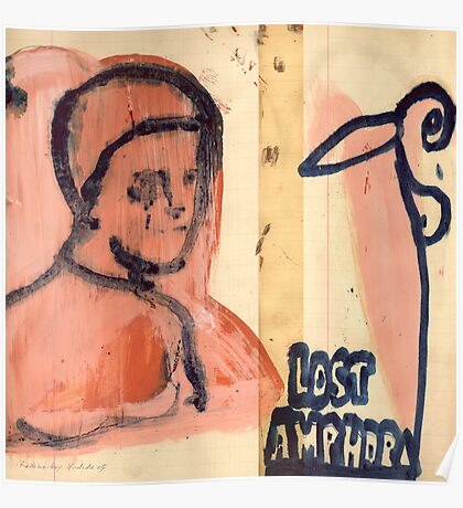 lost amphora Poster