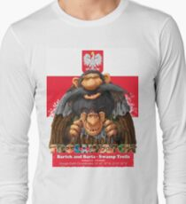 Bartek and Barta the Swamp Trolls Long Sleeve T-Shirt