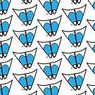Blue Fins by Sophie-Jayne98