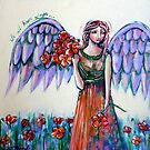 We all have wings by Cheryle  Bannon